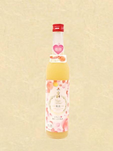 とろこく桃姫梅酒