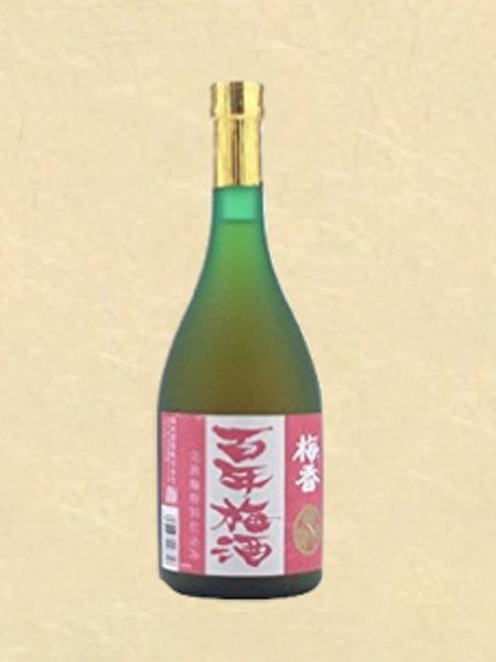 百年梅酒 完熟梅仕込み